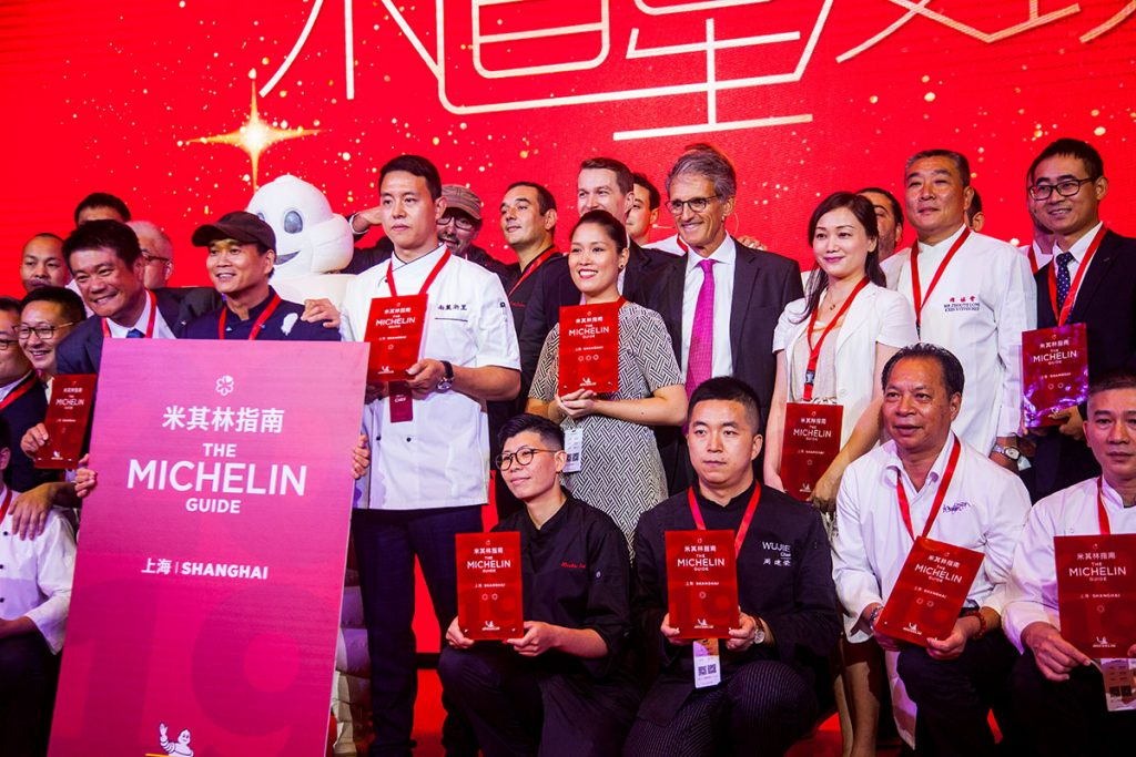Michelin Guide Shanghai 2019 - Photo by Rachel Gouk