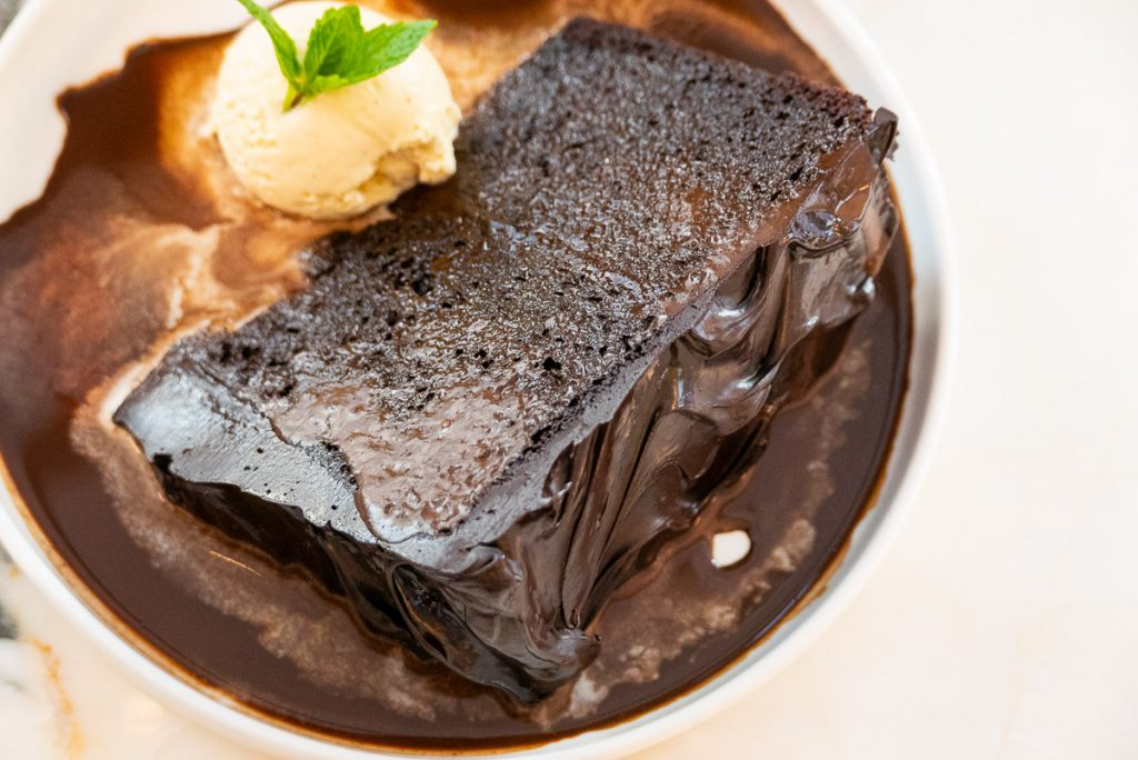 Singapore's popular PS.Cafe opens in Shanghai. Double Chocolate Blackout Cake. Photo by Rachel Gouk.