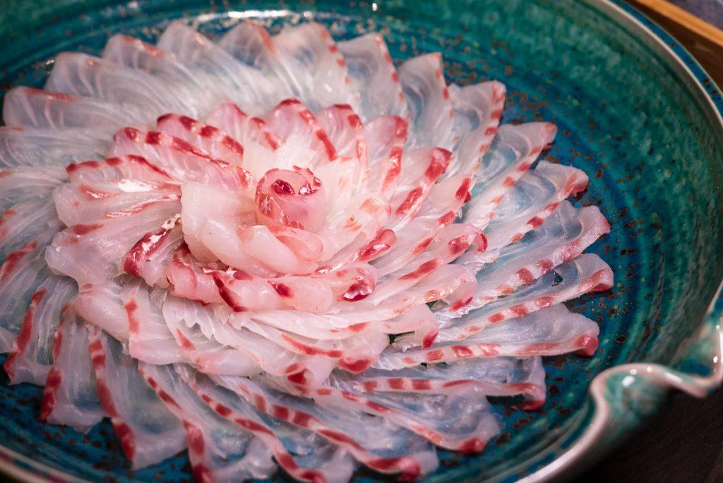 Ifuku Isaribi, a Japanese restaurant in Plaza 66, Shanghai. Photo by Rachel Gouk.