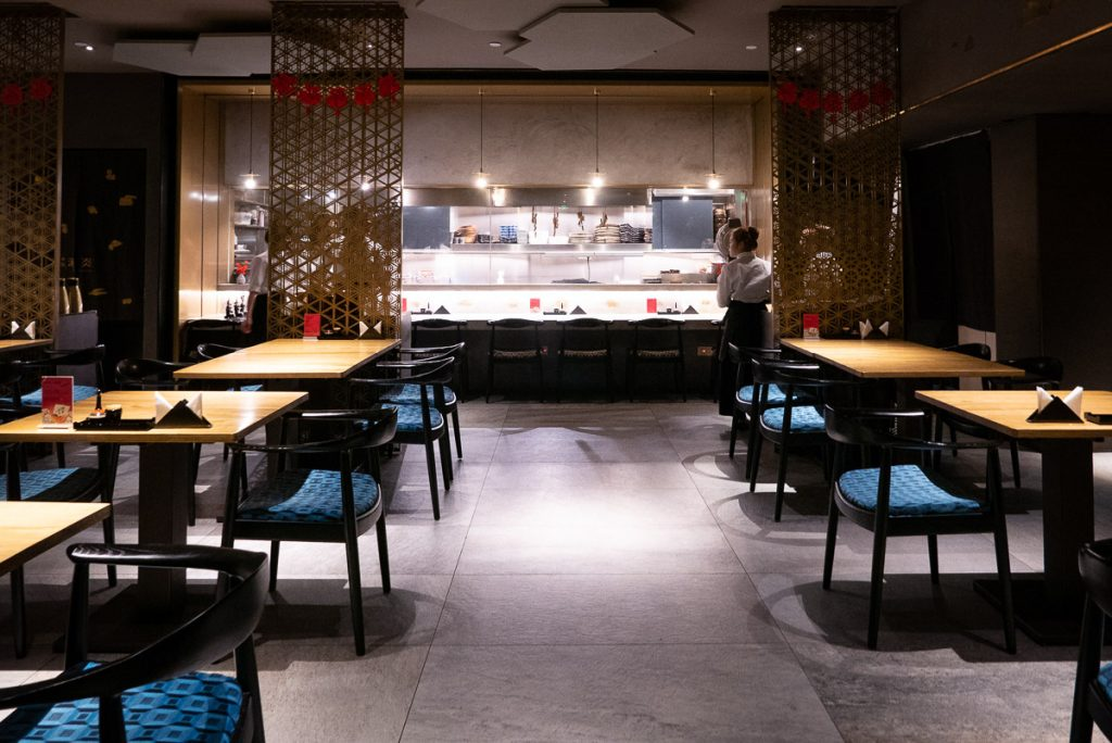 Best new restaurants in Shanghai 2019: Ifuku Isaribi. Photo by Rachel Gouk.