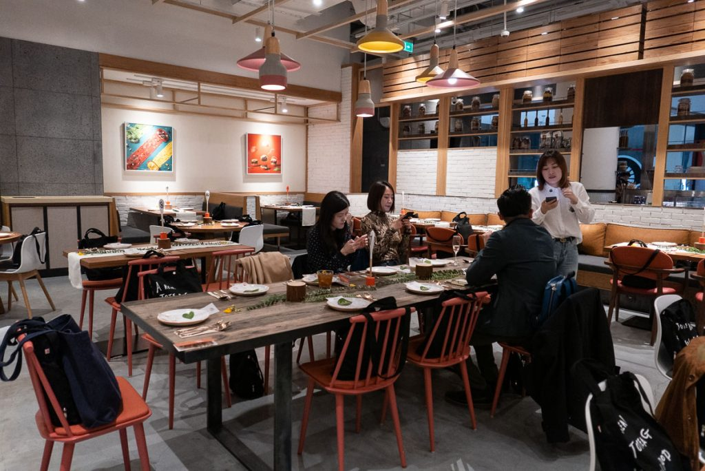 Best new restaurants in Shanghai 2019: Hunter Gatherer. Photo by Rachel Gouk.