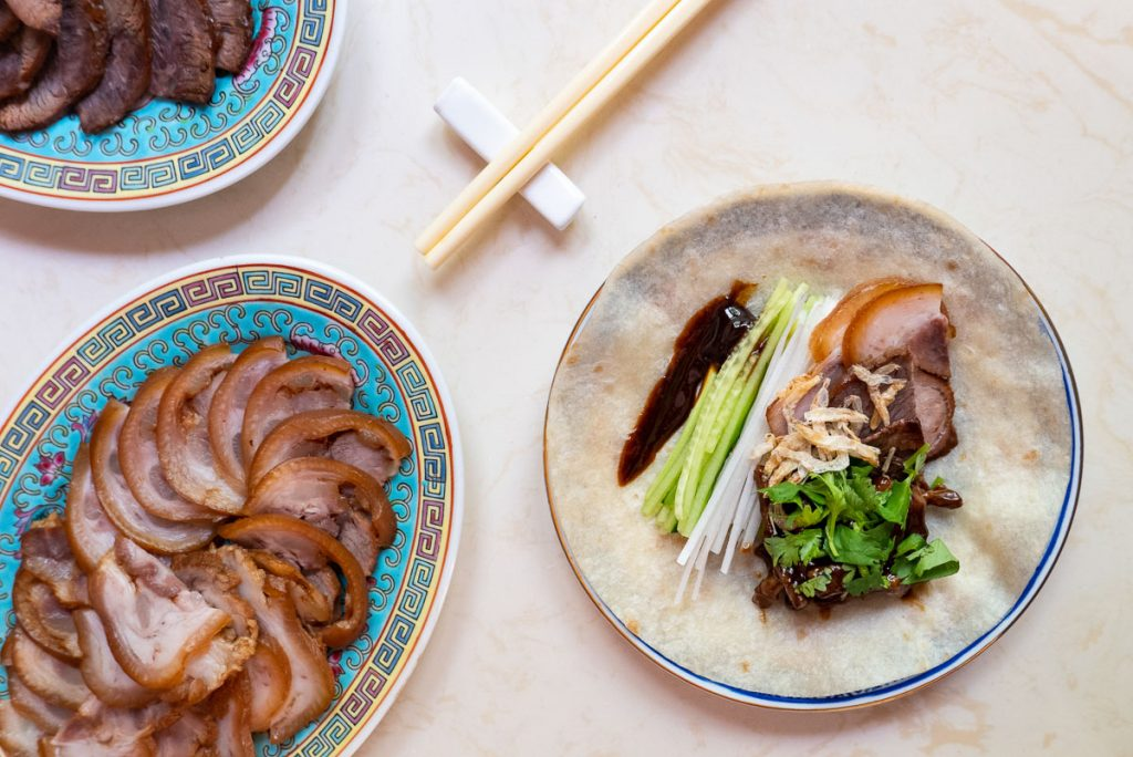 Best new restaurants in Shanghai 2019: Peking Inn. Photo by Rachel Gouk.