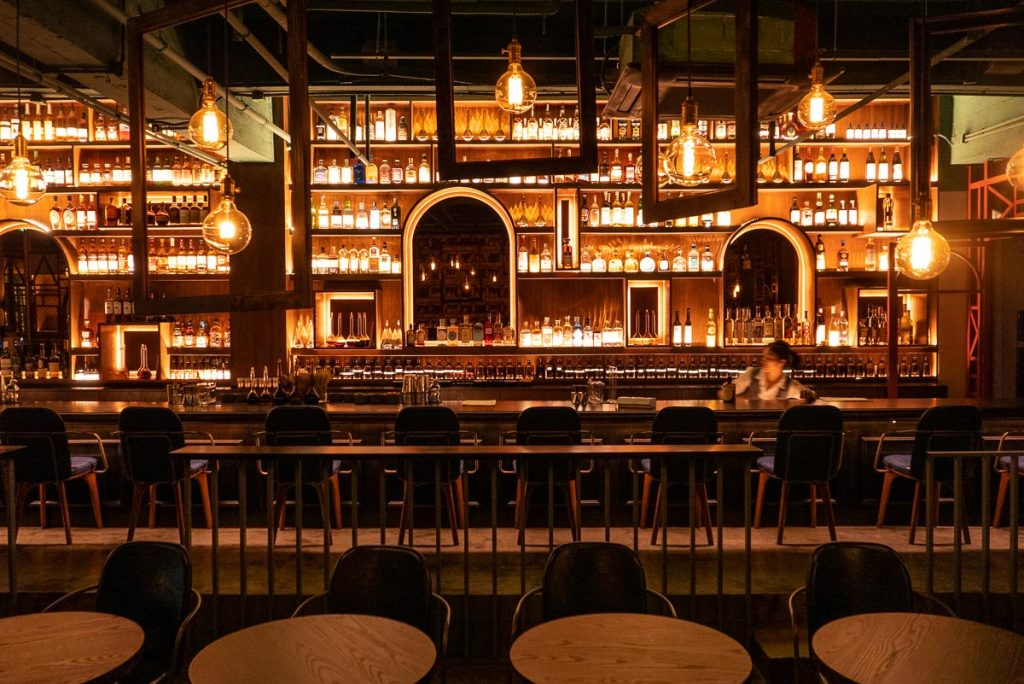 Arch by Taste Buds cocktail bar in Shanghai. Photo by Rachel Gouk.