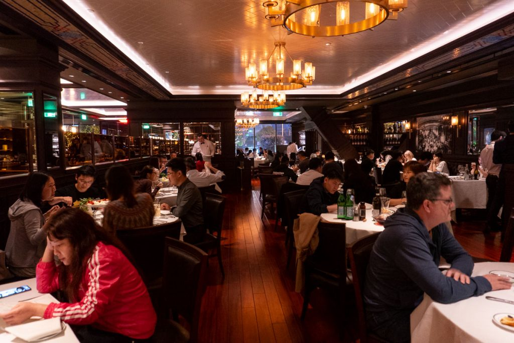 Wolfgang's Steakhouse. Best new restaurants in Shanghai 2019. Photo by Rachel Gouk