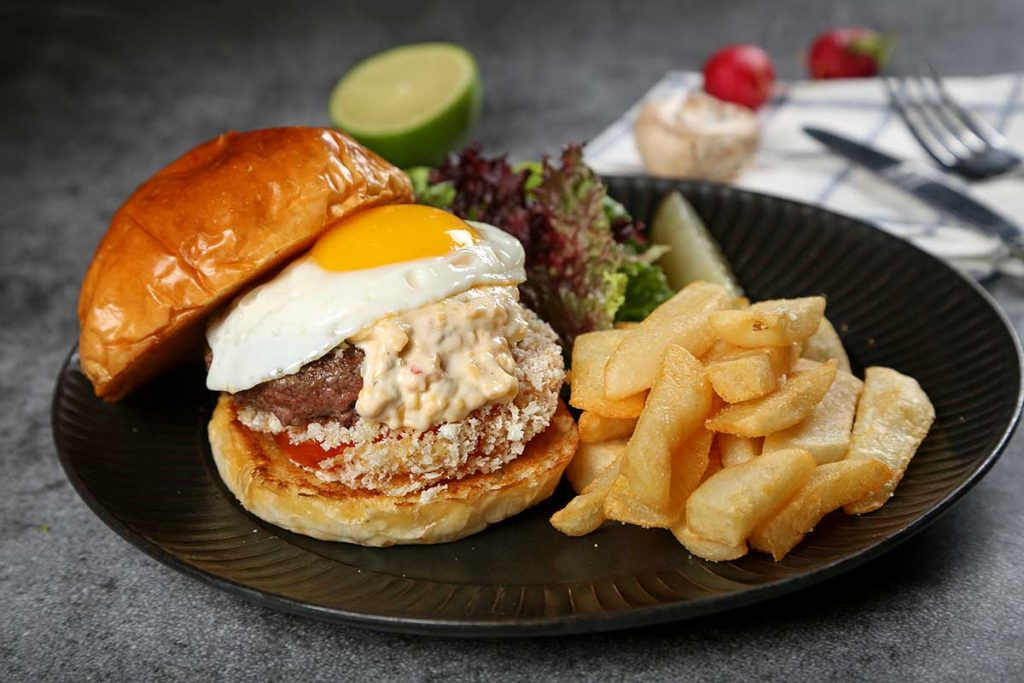 Best burger deals in Shanghai: World of Beer