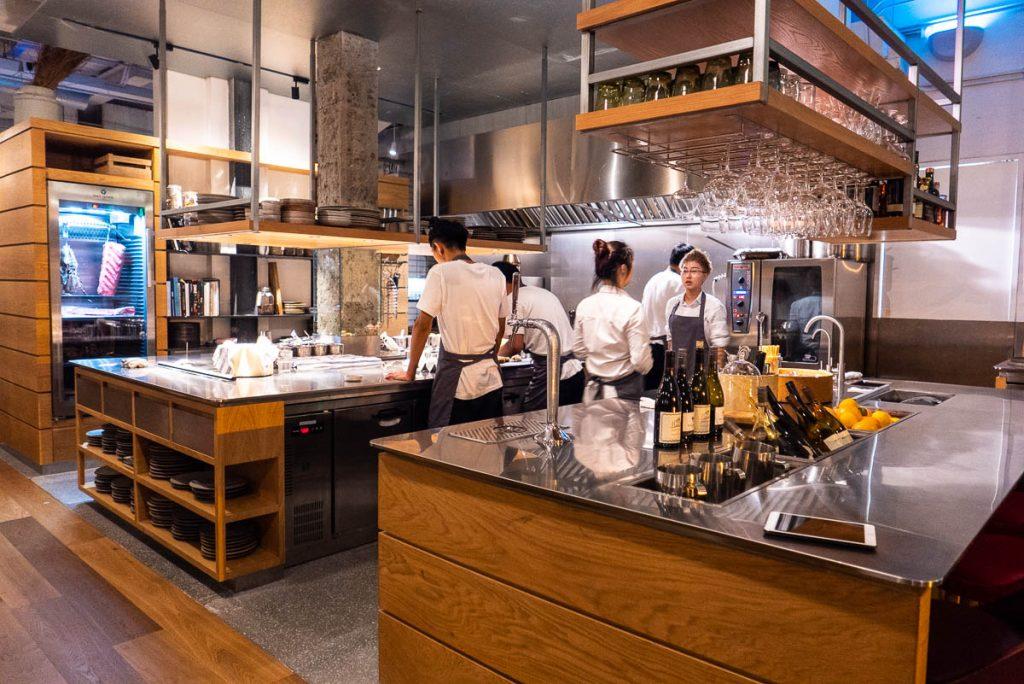 BOR Eatery, a restaurant in Shanghai. Photo by Rachel Gouk
