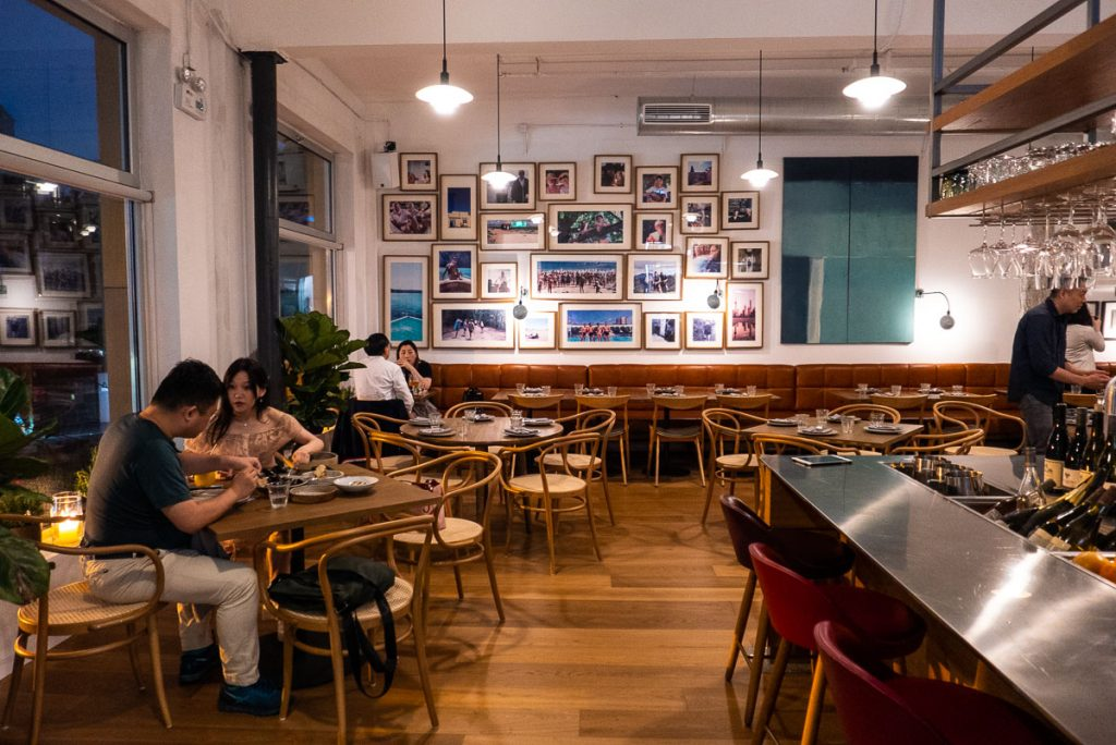 Best new restaurants in Shanghai 2019: BOR Eatery. Photo by Rachel Gouk.