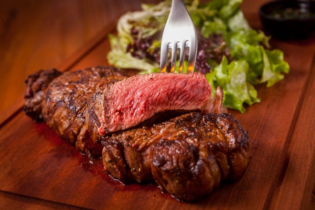 Best steak deals in Shanghai at el Bodegon. Photo by Rachel Gouk