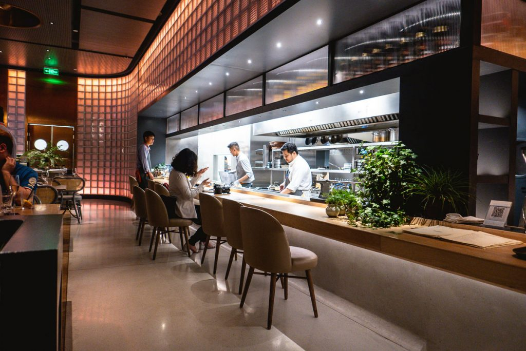 Heritage by Madison. Best new restaurants in Shanghai 2019. Photo by Rachel Gouk