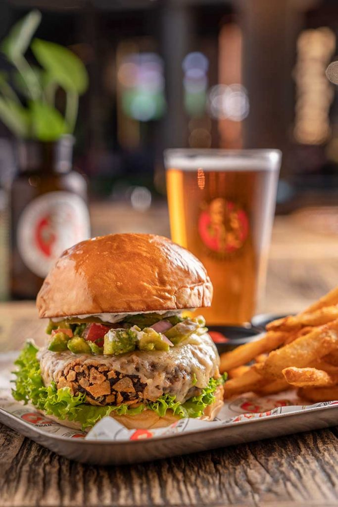 Best burger deals in Shanghai: Little Creatures