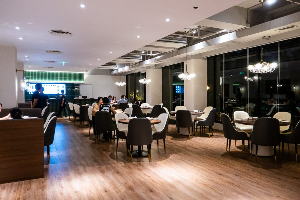 Cantonese roast goose restaurant Phat Duck opens a second location in Shanghai. Photo by Rachel Gouk.