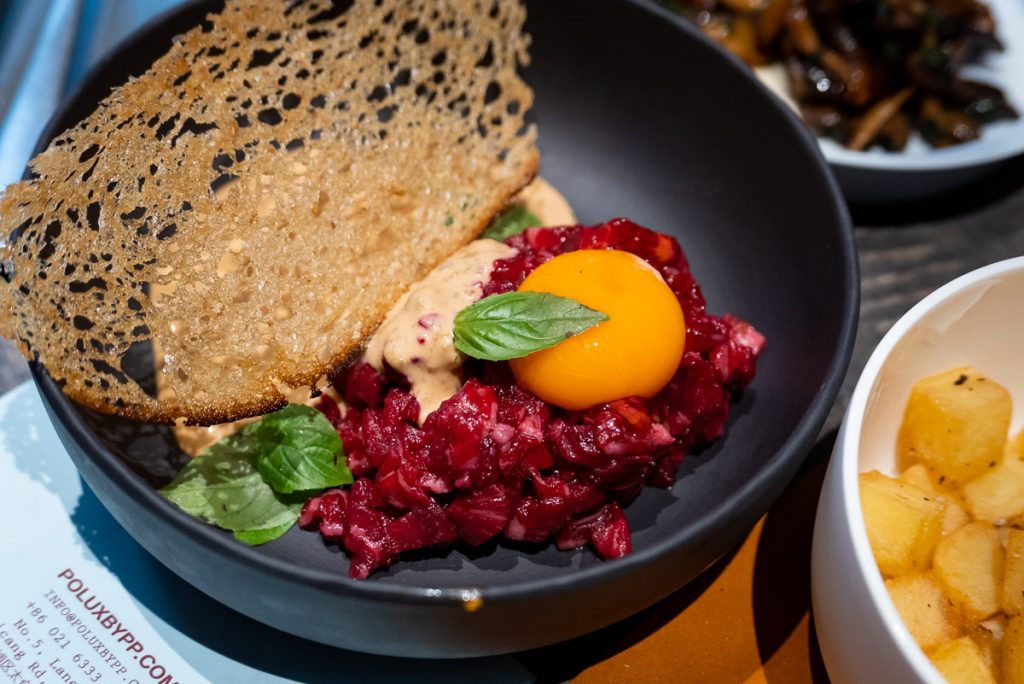 Polux by Paul Pairet. Best new restaurants in Shanghai 2019. Photo by Rachel Gouk