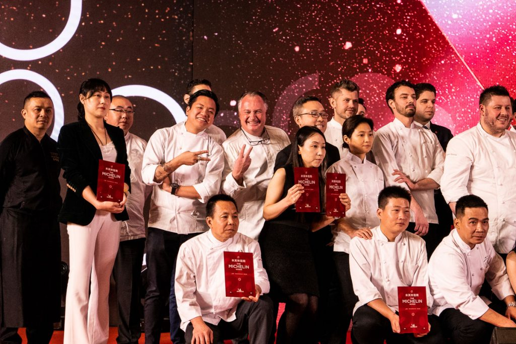 Michelin Guide Shanghai 2020: Full List of Restaurants and Photos. Photo by Rachel Gouk