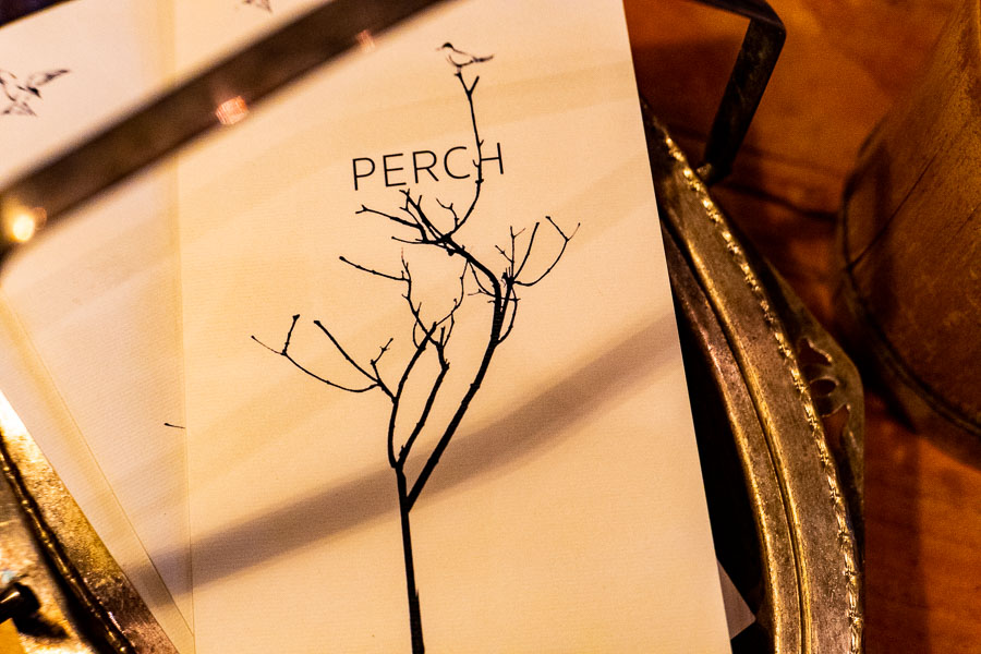 Perch is a pop-up dining experience by the team behind The Nest, Shanghai. Photo by Rachel Gouk.