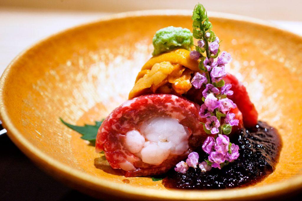 Machiya, a Japanese restaurant in Shanghai. Photos by Rachel Gouk.