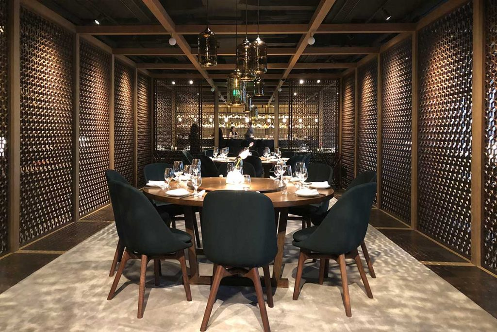 Canton Disco, contemporary Cantonese restaurant in EDITION Shanghai hotel