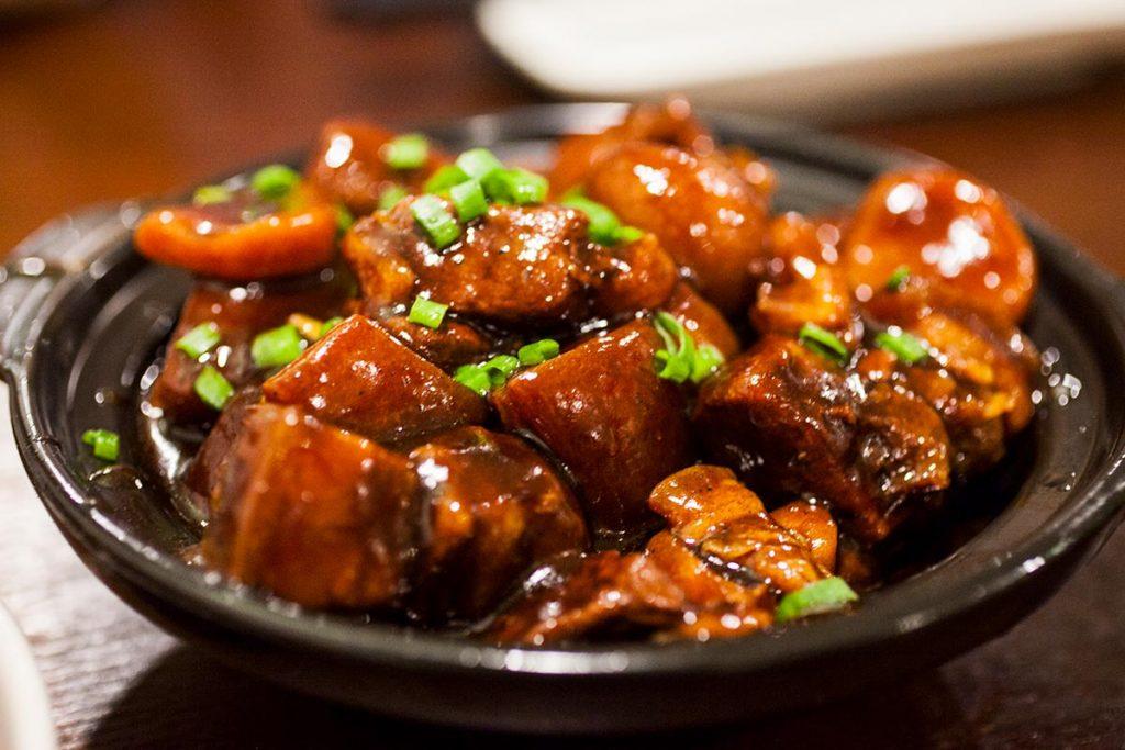 Jianguo 328, Shanghainese restaurant (Photo by Rachel Gouk)