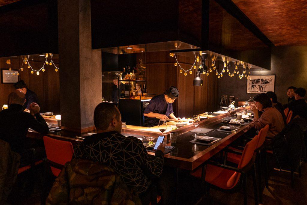 Best new restaurants in Shanghai 2019: Nakama. Photo by Rachel Gouk.