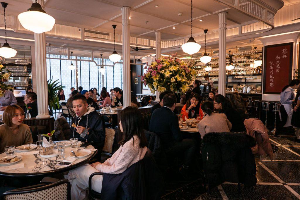 Best new restaurants in Shanghai 2019: PS Cafe. Photo by Rachel Gouk.
