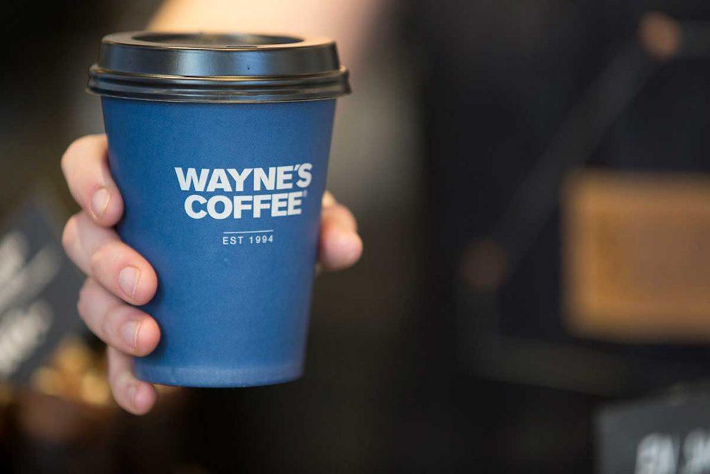 Swedish cafe franchise Wayne's Coffee opens in Shanghai, China