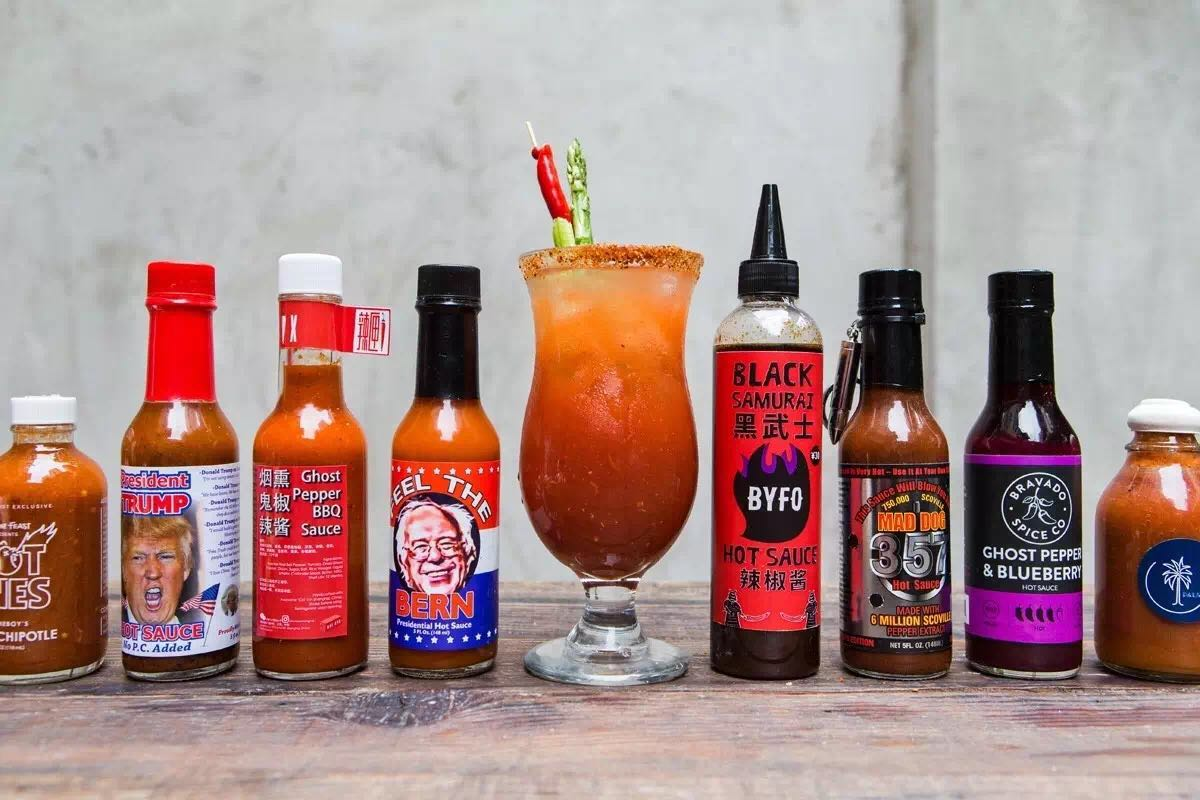 If you love Bloody Marys as much as I do, you'd find this list helpful. Here's a list of Bloody Marys at some of my favorite restaurants & bars in Shanghai.