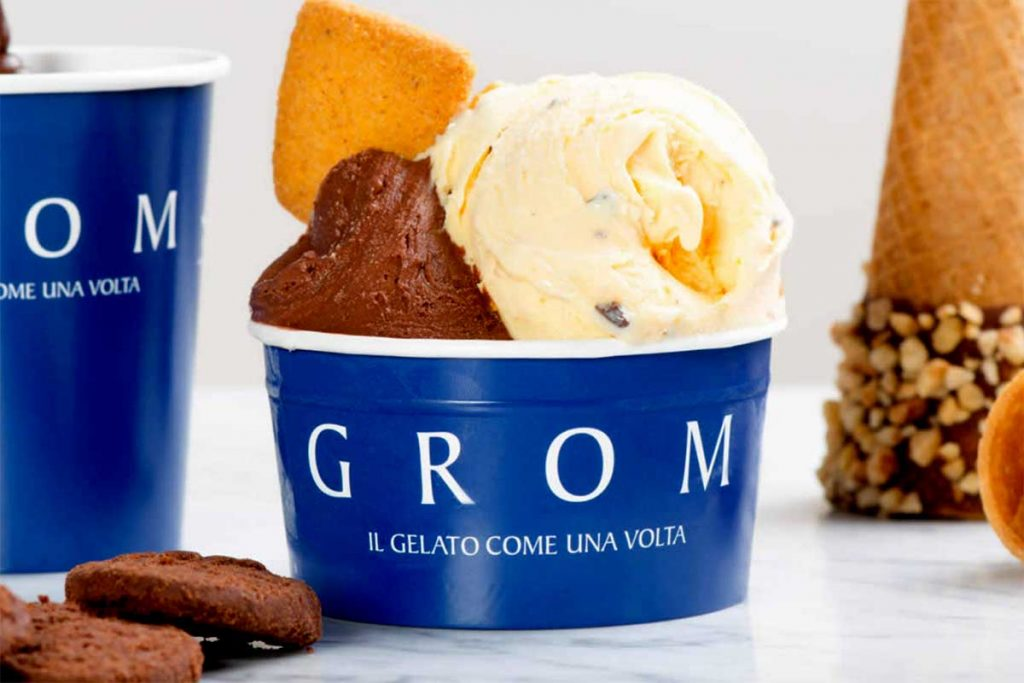 Best spots for ice cream in Shanghai: GROM