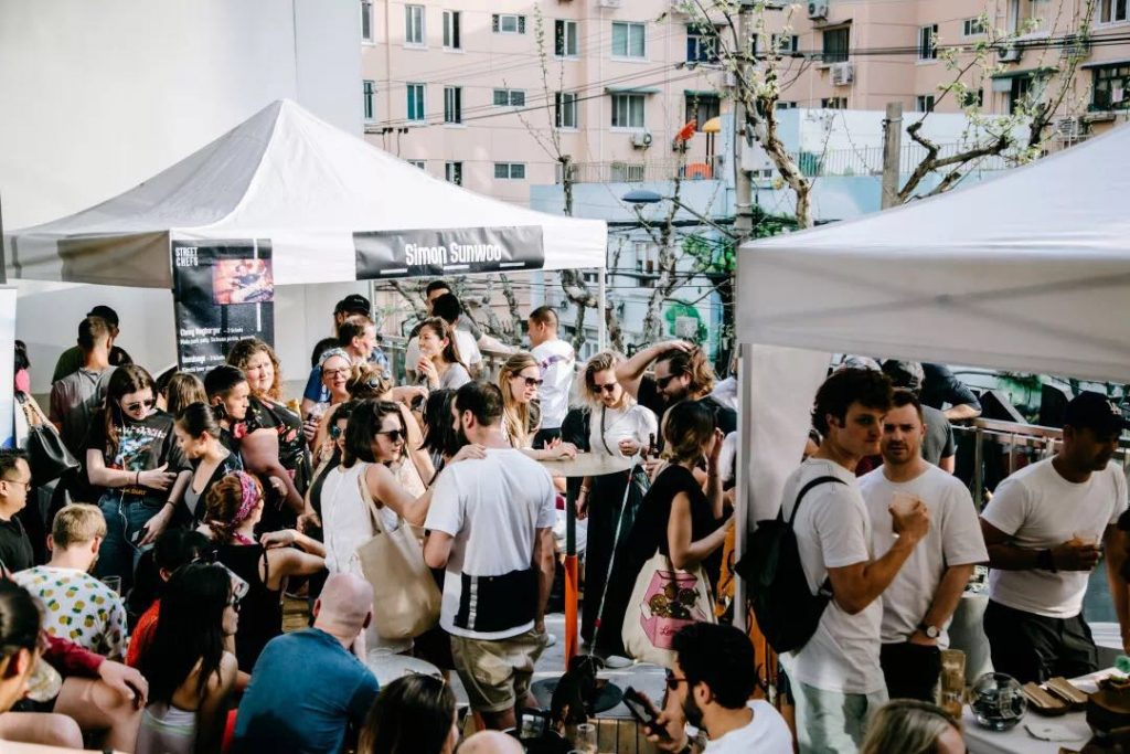 Street Chefs food and drink festival is back for round two on Sunday, May 19. Ten chefs from some of the best restaurants in the city serve up their best festival foods.