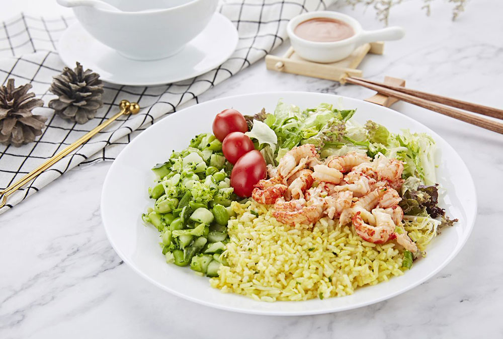 ALDI Shanghai, China exclusive Chinese products—Crayfish Salad