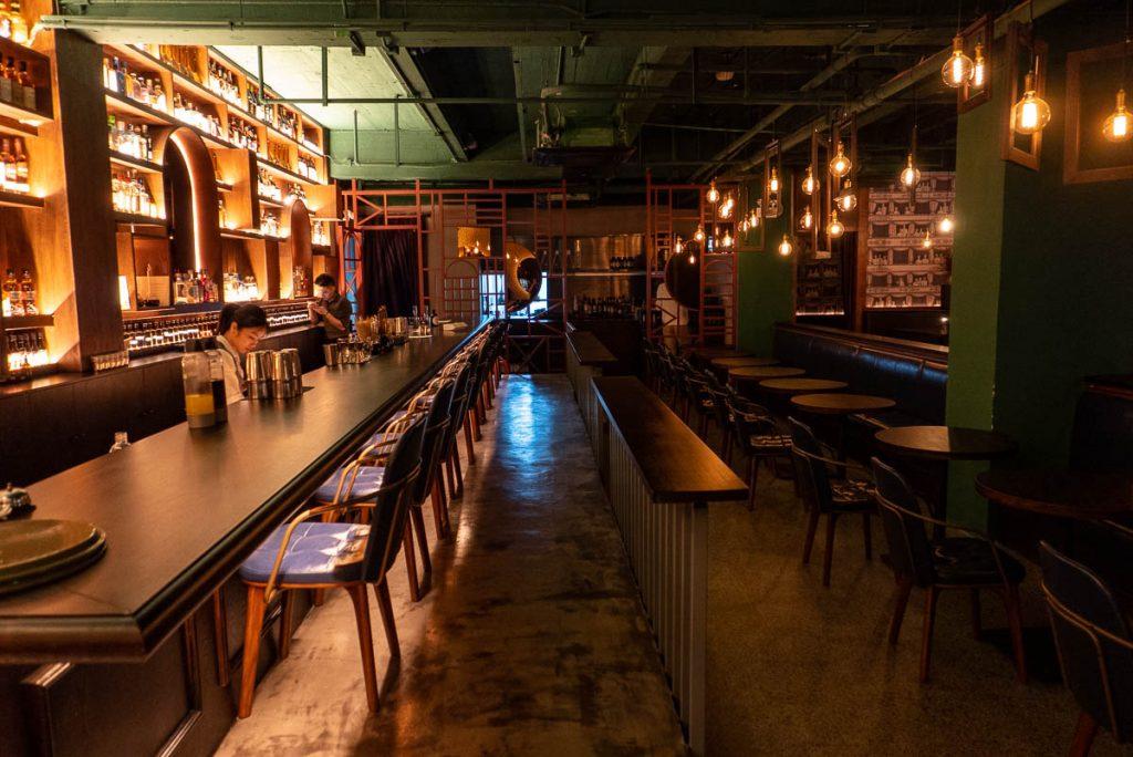 Arch by Taste Buds — a cocktail bar in Shanghai. Photo by Rachel Gouk.