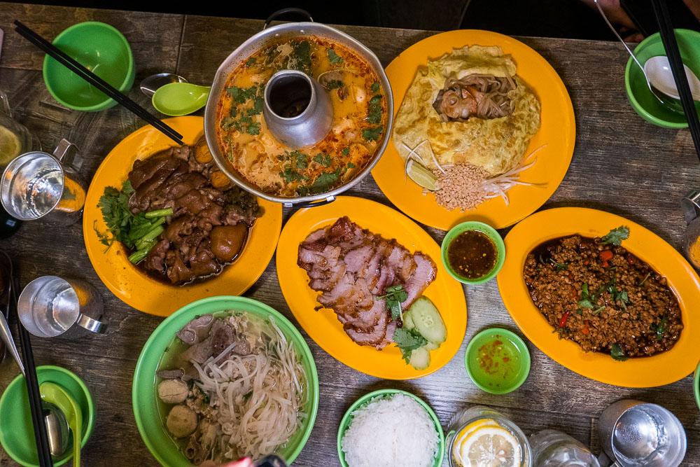 Authentic Thai restaurant Kun Thai opens a second location in More Than Eat in SHanghai. Photo by Rachel Gouk