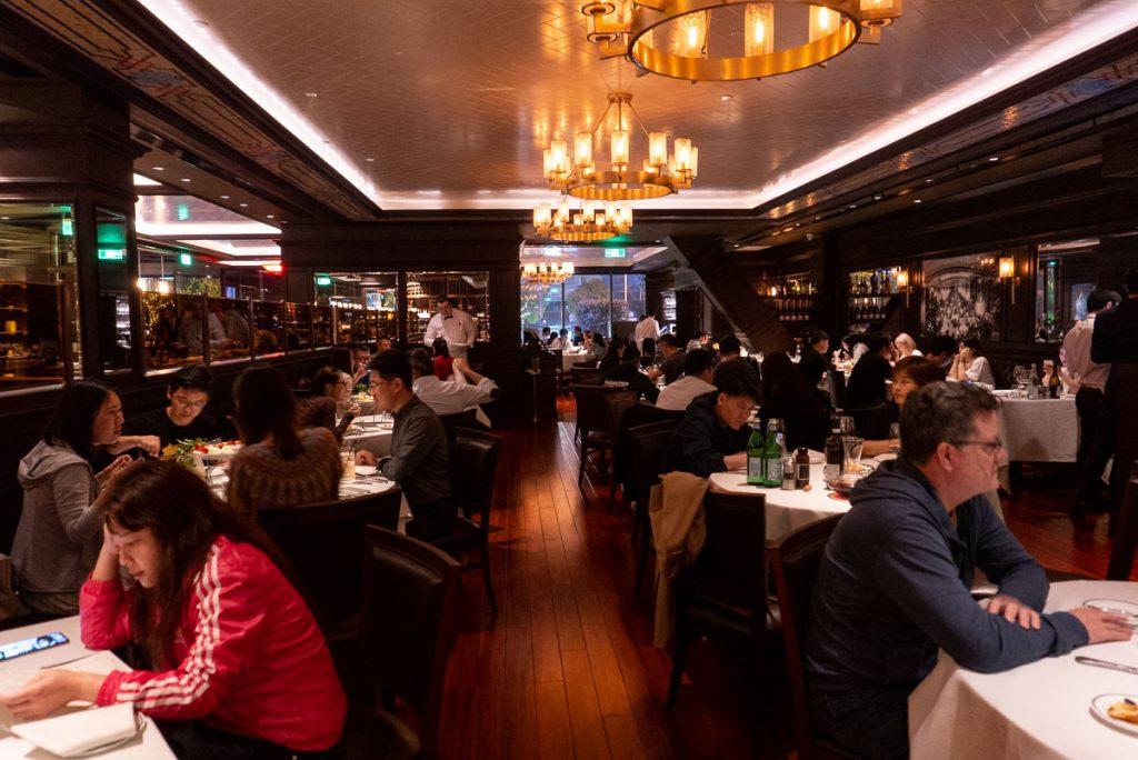 Best new restaurants in Shanghai 2019: Wolfgang's Steakhouse. Photo by Rachel Gouk.