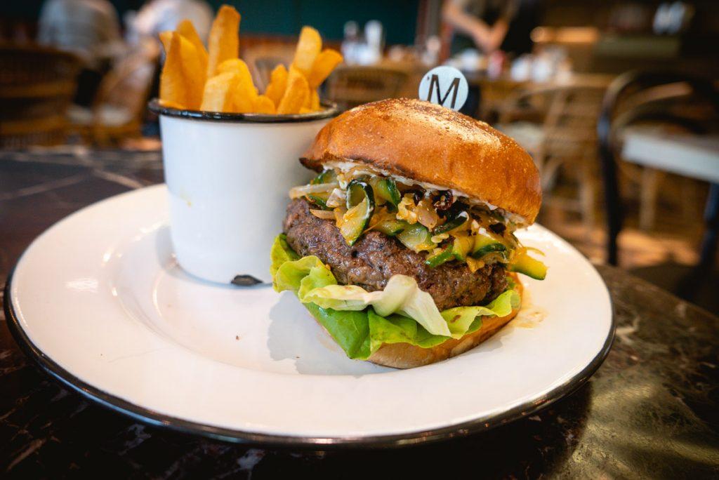 Best burger deals in Shanghai: Beef & Liberty