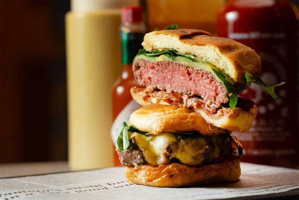 Best burger deals in Shanghai: UP Shanghai