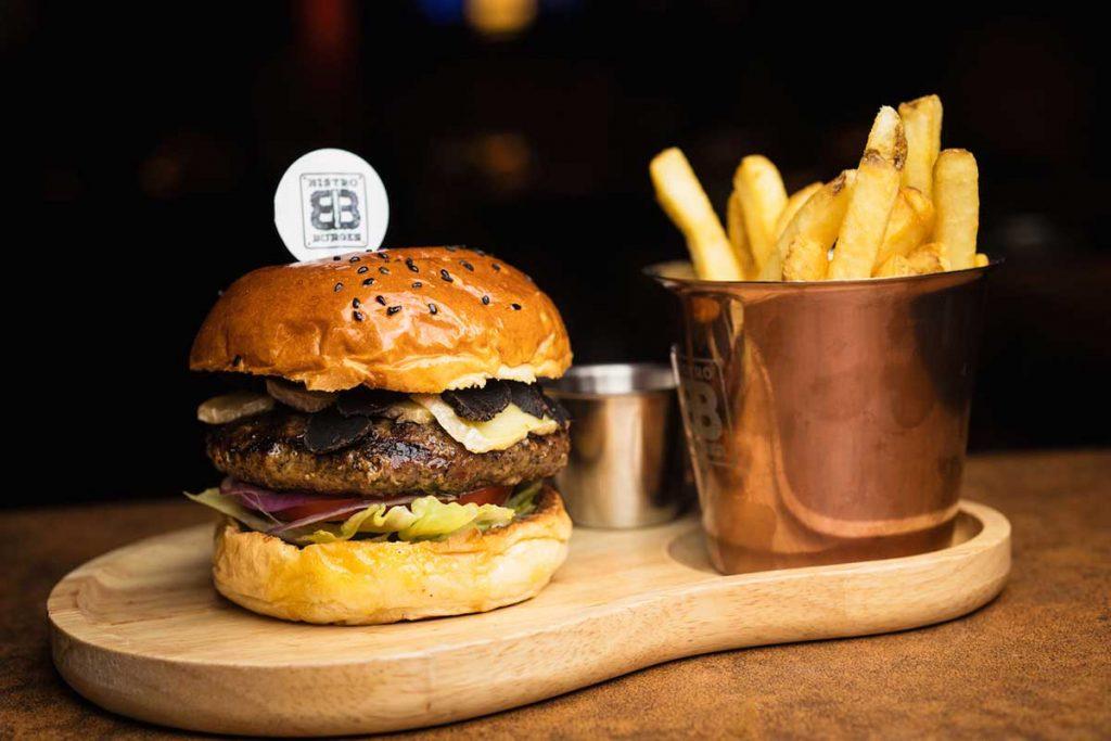 Best burger deals in Shanghai: Bistro Burger