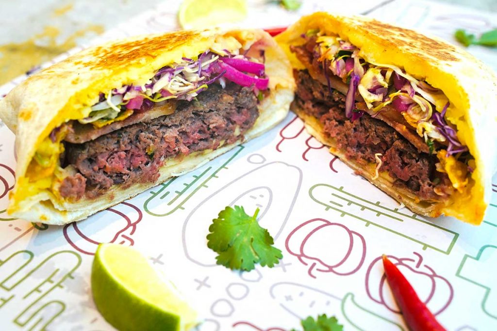 Best burger deals in Shanghai: La Mesa