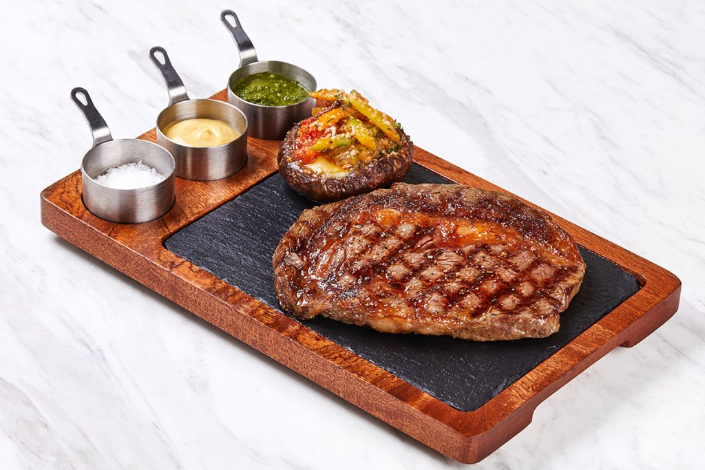 Best steak deals in Shanghai: Roof 325.