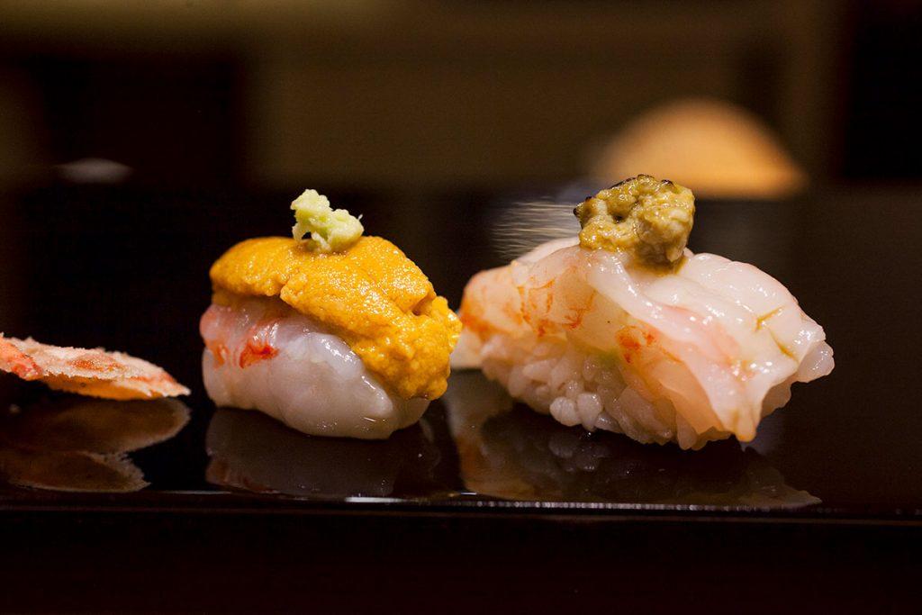 Sushi Naoki, japanese omakase restaurant in Shanghai. Photo by Rachel Gouk