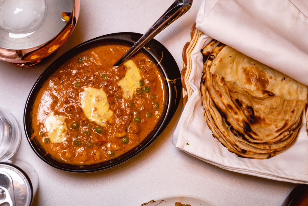 Dal Makhani at The Tandoor, a fine dining Indian restaurant in Shanghai. Photo by Rachel Gouk