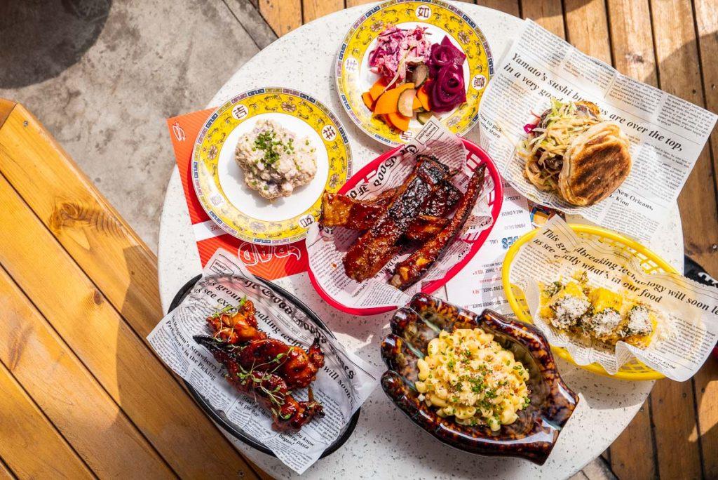Best new restaurants in Shanghai 2019: UP Shanghai. Photo by Rachel Gouk.