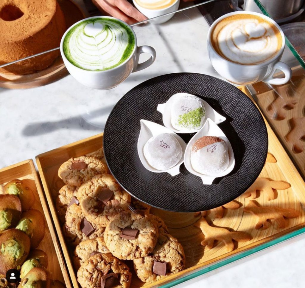 Cafe Kitsune to open in Shanghai