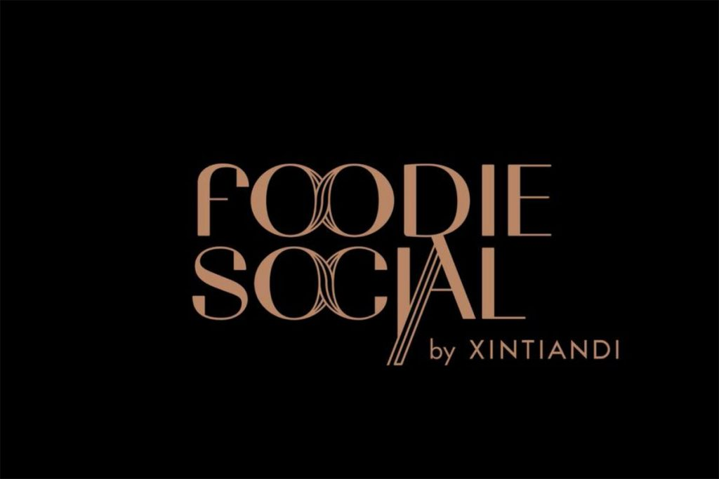Foodie Social, a new development in Xintiandi.