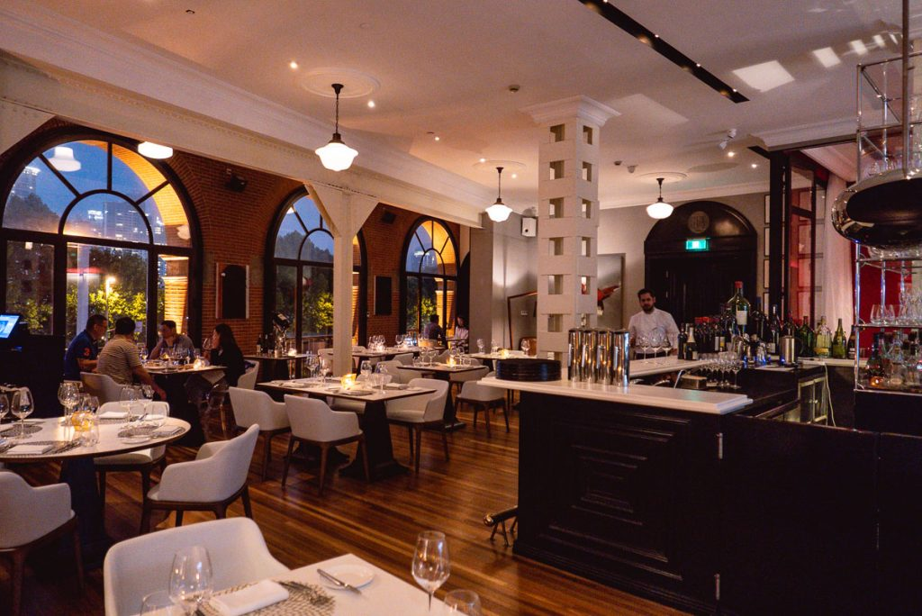 Best restaurants on the Bund, Shanghai - Napa Wine Bar & Kitchen for European cuisine and excellent wines. Photo by Rachel Gouk.