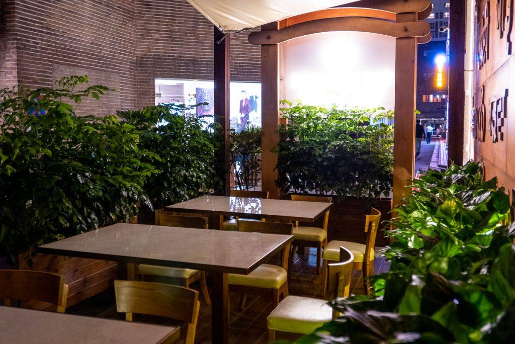 The Tandoor, Indian fine dining restaurant in Shanghai. Photo by Rachel Gouk.