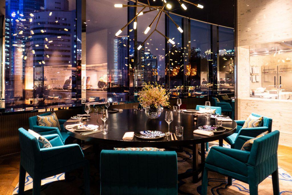 YEN for Cantonese cuisine at W Shanghai. Photo by Rachel Gouk.