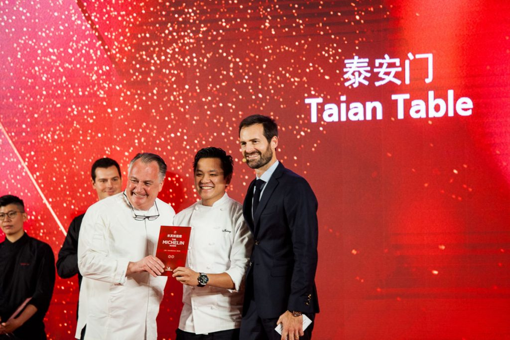 Michelin Guide Shanghai 2020: Full List of Restaurants and Photos. Taian Table, Michelin Two Stars. Photo by Rachel Gouk