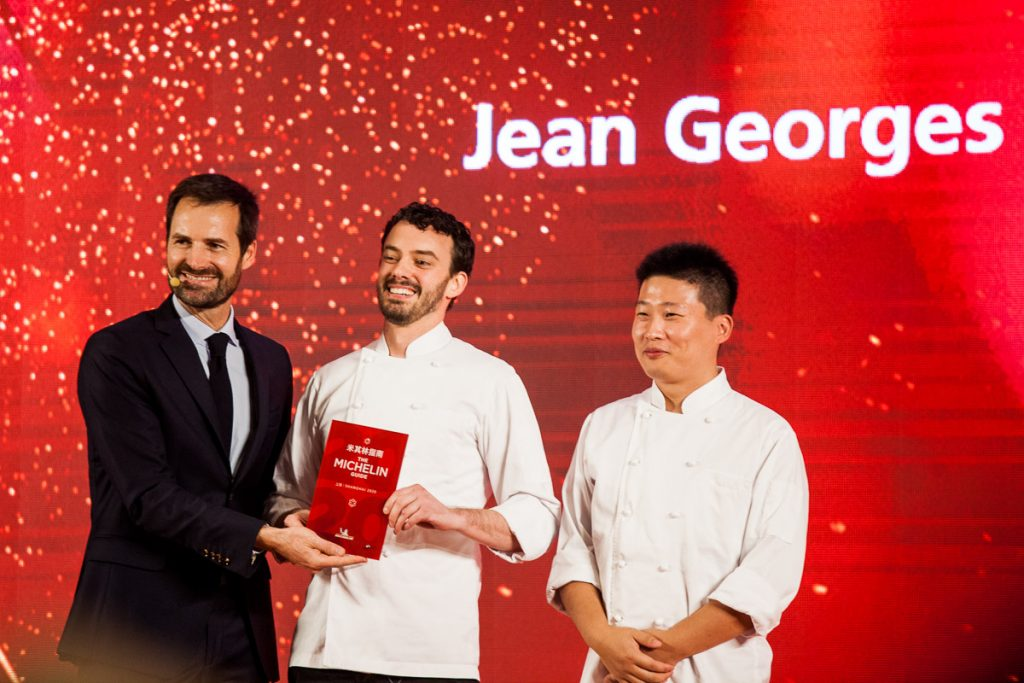 Michelin Guide Shanghai 2020: Full List of Restaurants and Photos. Jean Georges, Michelin One Star. Photo by Rachel Gouk