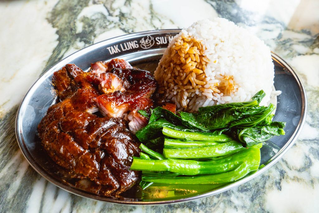 Tak Lung Siu Mei, a Cantonese restaurant specializing in roasts and barbecue in Shanghai. Photo by Rachel Gouk.