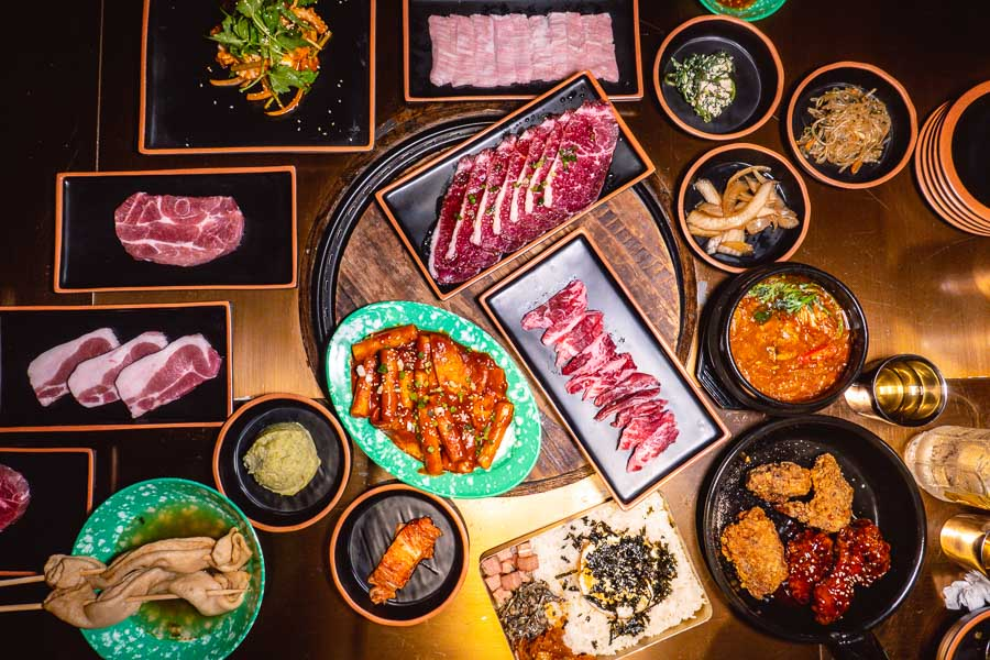 Best new restaurants in Shanghai 2019 — JUJU, Korean barbecue on the Bund. Photo by Rachel Gouk.