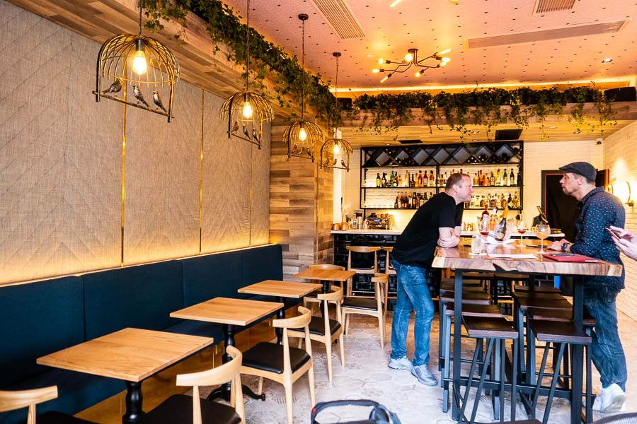 Best oyster deals in Shanghai: Perch cocktail bar. Read more on Nomfluence.