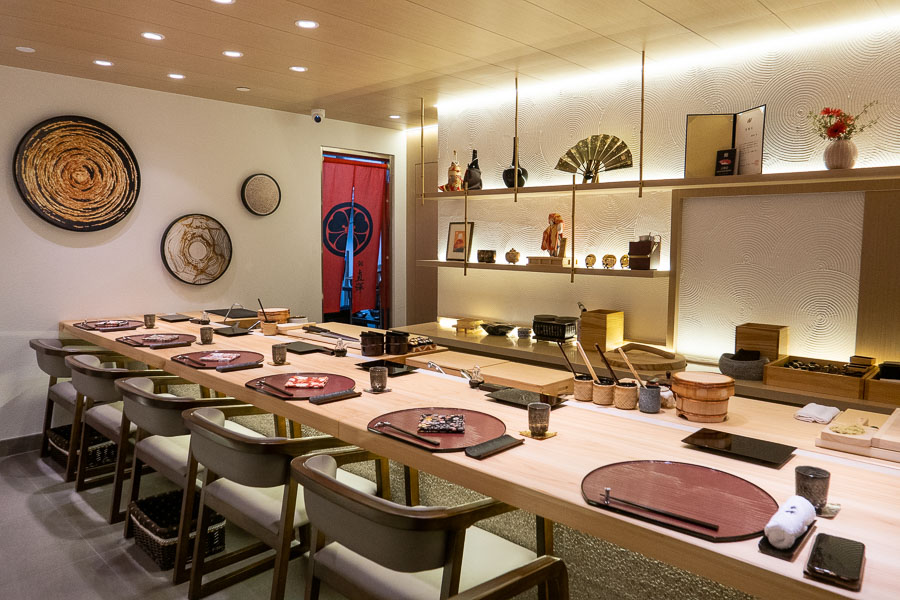 Best new restaurants in Shanghai 2019 — Sushi Naoki, high-end Japanese omakase. Photo by Rachel Gouk.